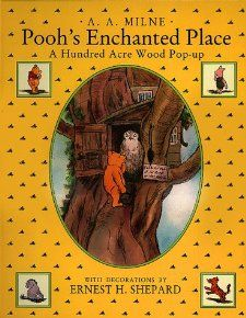 Poohs Enchanted Place A Hundred Acre Wood Pop Up
