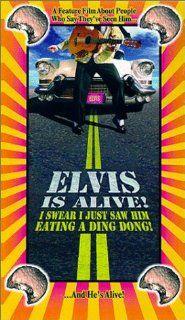 Elvis Is Alive! I Swear I Just Saw Him Eat A Ding Dong
