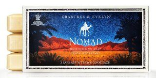Crabtree & Evelyn Nomad   Moisturising Soap: Beauty