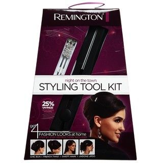 Remington Night on the Town Hair Styling Kit