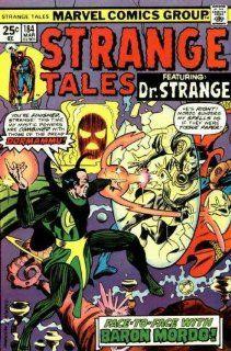 Strange Tales (1st Series) #184  Dr. StrangeDr. Strange Face To