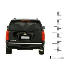 Chevrolet Suburban Black 2010 Scale Model Car