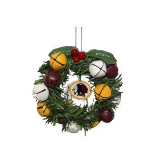 Washington Redskins Wreath Ornament