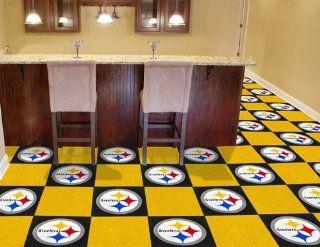 NFL   Pittsburgh Steelers Carpet Tiles