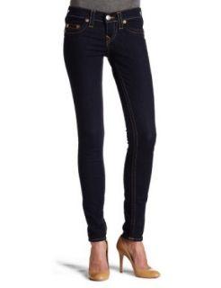 True Religion Womens Casey Super Skinny Legging: Clothing