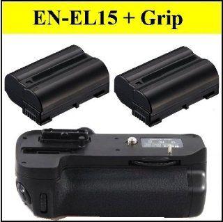 Battery Grip Kit for Nikon D7000 Digital SLR Camera