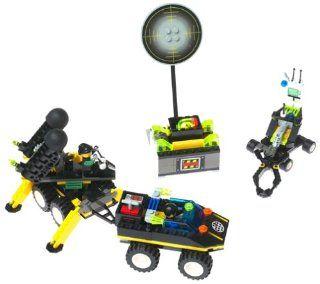 LEGO Alpha Team Bomb Squad, 191 Pieces, Building Blocks