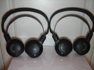 Honda Acura Headphones Headsets Pilot Odyssey MDX Wireless IR