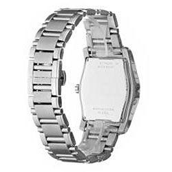 Wittnauer Mens Belasco Stainless Steel Quartz Watch