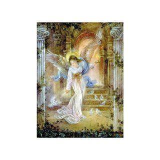 Sunsout Angel of Light Lena Lui 1000 Piece Jigsaw Puzzle