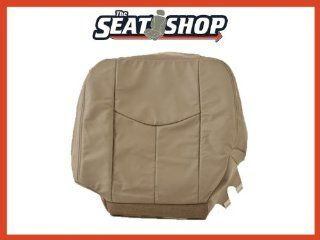 03 04 05 06 Chevy Suburban Tahoe GMC Yukon Shale Leather Seat Cover LH