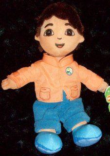 Go Diego Go 9 Plush Doll Toy Toys & Games
