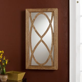 Gracelynn Wall Mount Jewelry Storage Mirror