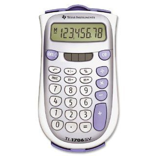 Texas Intruments TI 1706SV Handheld Pocket Calculator