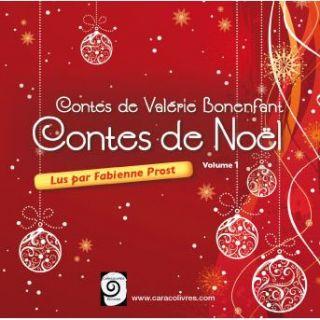 JEUNESSE ADOLESCENT CONTES DE VALERIE BONENFANT T.1 ; CONTES DE NOEL
