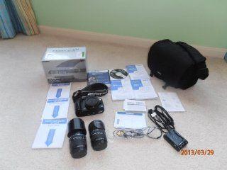 Olympus Evolt E520 10MP Digital SLR Camera with 14 42mm f