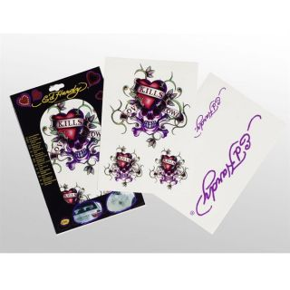 ED HARDY Pack 3 Love   Achat / Vente PACK CONFORT ED HARDY Pack 3 Love