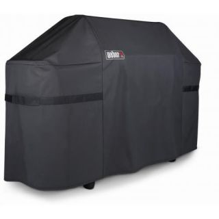 Housse Deluxe pour barbecue Summit série 600 WEBER   Achat / Vente