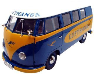 1957 Volkswagen Kombi Bus Lufthansa 112 Diecast Toys