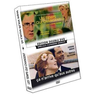 Les temps qui changen t ; cen DVD FILM pas cher