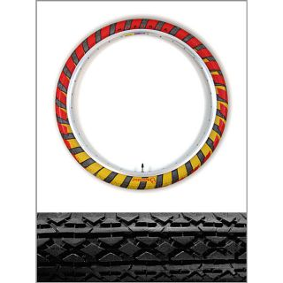 SweetSkinz Hazarea Bicycle Tire (26 x 2.125)