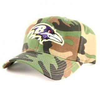 Baltimore Ravens Dark Camo Adjustable Baseball Hat
