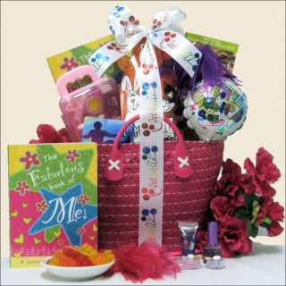Tween Fashion Therapy Girls Get Well Gift Basket Ages 9 to 12 Today