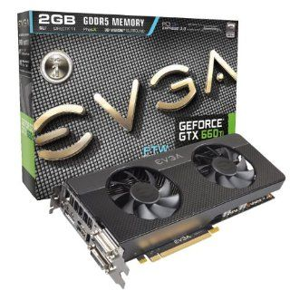 EVGA GeForce GTX660 Ti FTW Signature 2 2048MB GDDR5 192