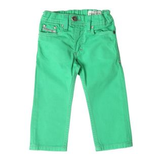 DIESEL Pantalon New Riang Bébé Vert.   Achat / Vente PANTALON DIESEL