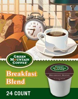 Green Mountain Coffee Breakfast Blend, 192 K cups for Keurig Brewers