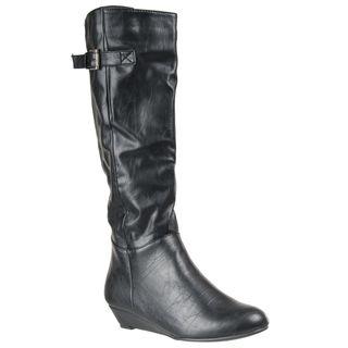 Riverberry Womens Mid Calf Tamara Boots