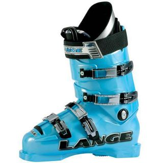 Lange World Cup 130 Hp Mens Comp Pro Ski Boots (Size 10.5