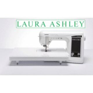 Machine a coudre BROTHER NX 2000 LAURA ASHLEY + Surjeuteuse Brother