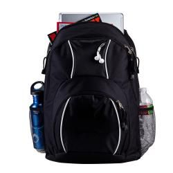 World Traveler Spiffy 17 inch Laptop Backpack