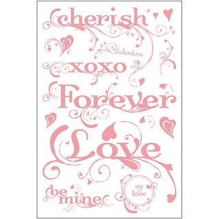Basic Grey Clear Cherish and Love Stamps Today $13.29 Compare $20.58