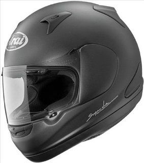 Arai RX Q Solid Motorcycle Helmet   Black Frost Medium