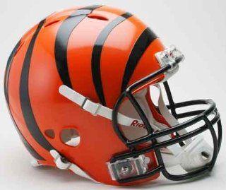 Riddell Cincinnati Bengals Revolution Authentic Pro Helmet