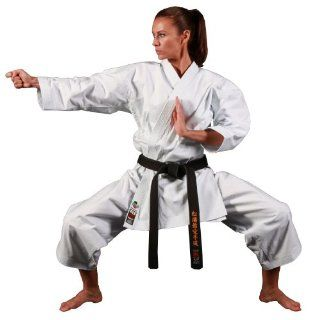 Shureido NEW WAVE 3 KATA WKF Karate Gi Uniform White By