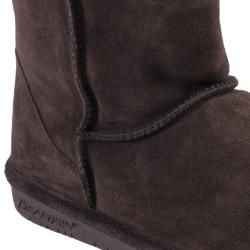 Bearpaw Womens Emma 10 inch Sheepskin lined Suede Boot