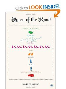 of the Road The True Tale of 47 States, 22, 000 Miles, 200 Shoes