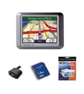 Garmin Nuvi 260 GPS with Bonus Kit