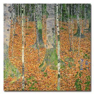 Gustav Klimt The Birch Wood Canvas Art Today $48.99 Sale $44.09