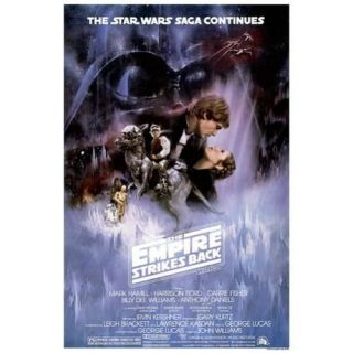 STAR WARS   Poster grand format Affiche Episode 5 (133)   Abystyle