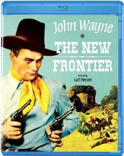 The New Frontier [Blu ray] John Wayne, Muriel Evans