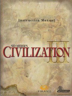 sid meiers civilization instruction manual Books