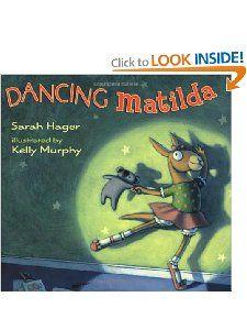 Dancing Matilda Sarah Hager, Kelly Murphy 9780060514525