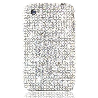Talon Full Diamond Bling Crystal Skin for Apple iPhone 3G