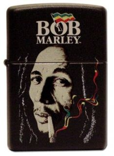 Bob Marley Rasta Smoke Zippo Lighter#197 Clothing