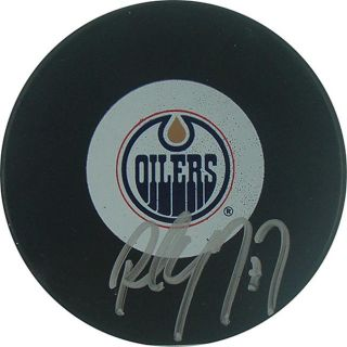 Steiner Sports Paul Coffey Oilers Autograph Puck