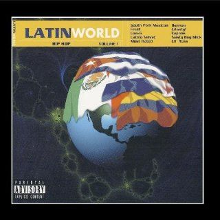 Latin World Hip Hop Vol. 1 Various Artists Music